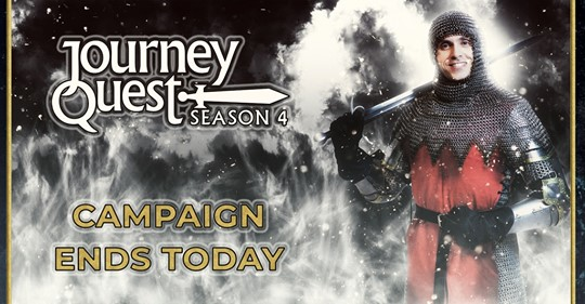 JourneyQuest Season 4 Banner